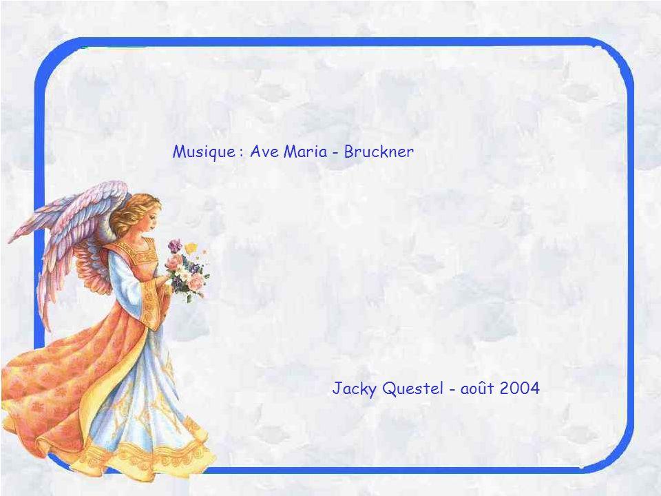 Musique : Ave Maria - Bruckner