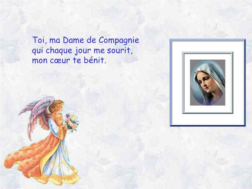 Toi, ma Dame de Compagnie