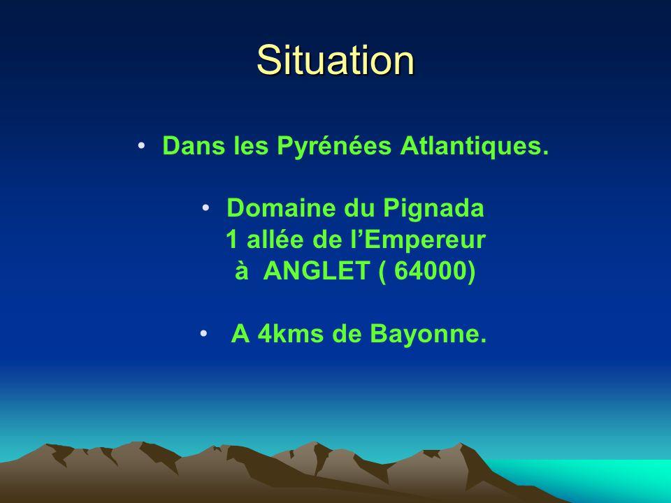 Dans les Pyrénées Atlantiques.