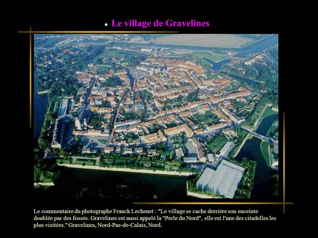 Le village de Gravelines