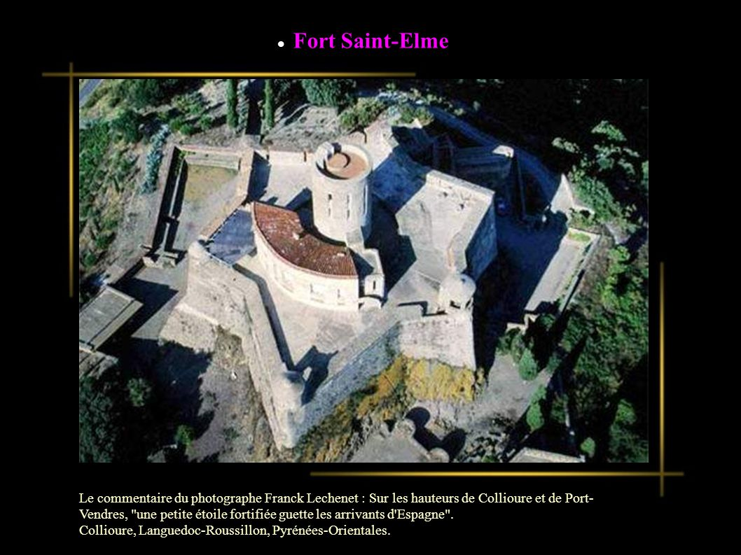 Fort Saint-Elme