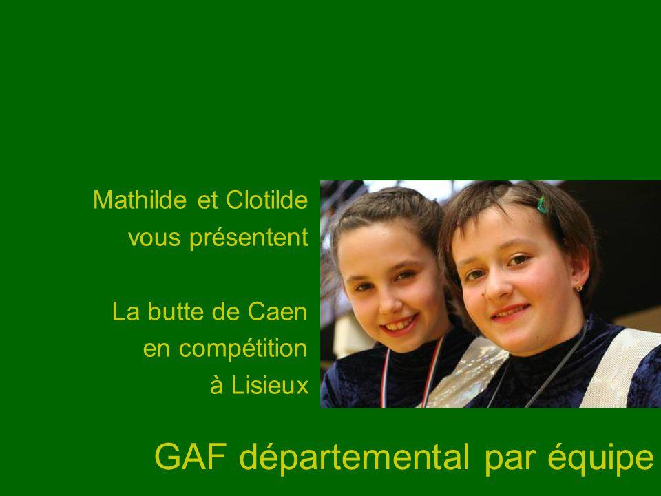 GAF départemental par équipe
