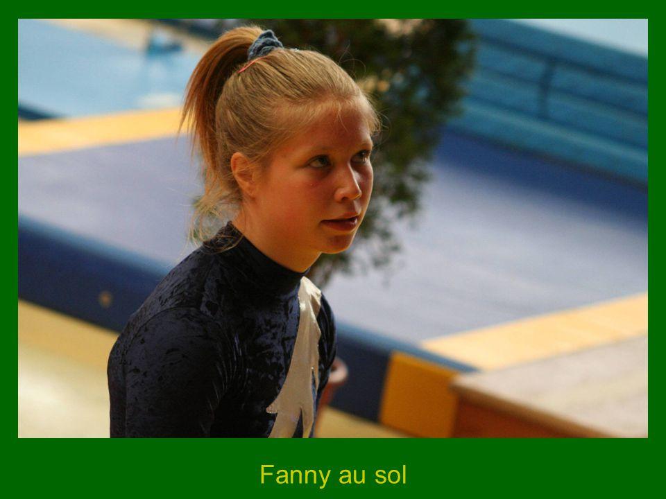 Fanny au sol