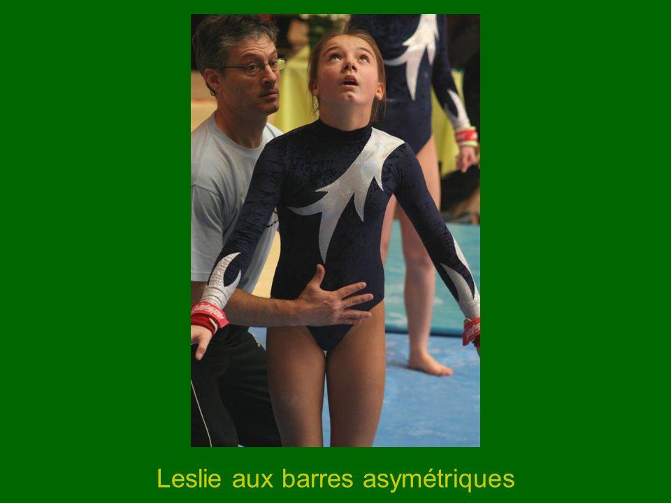 Leslie aux barres asymétriques