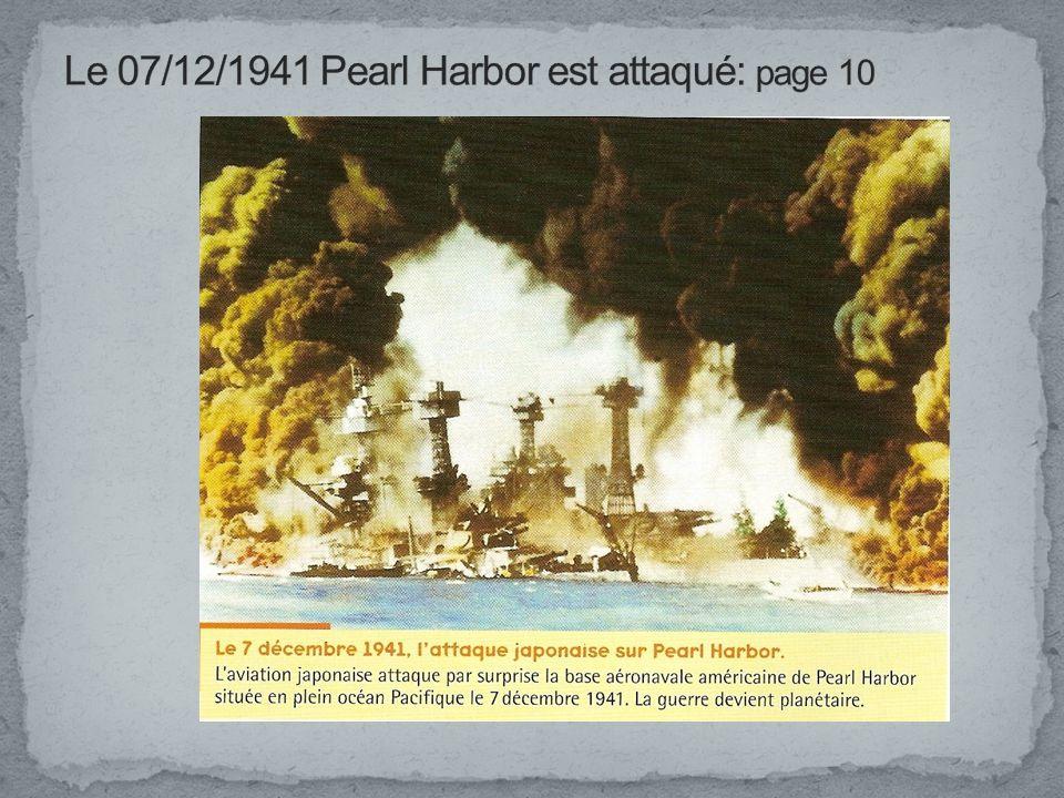 Le 07/12/1941 Pearl Harbor est attaqué: page 10
