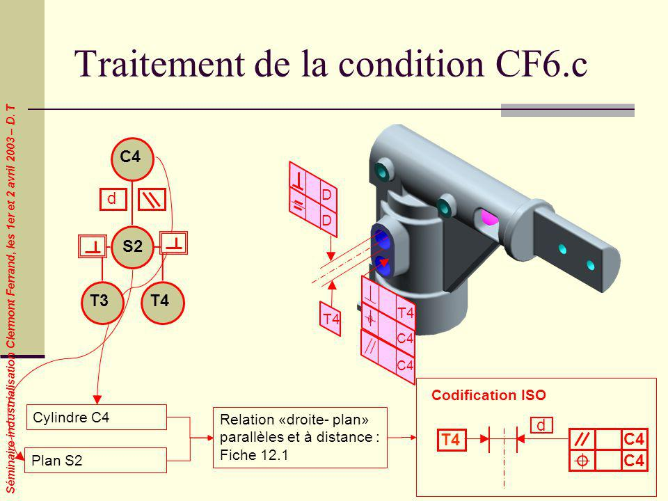 Traitement de la condition CF6.c