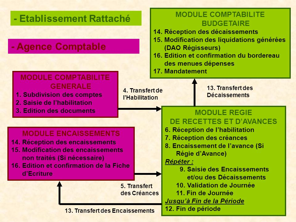 - Etablissement Rattaché