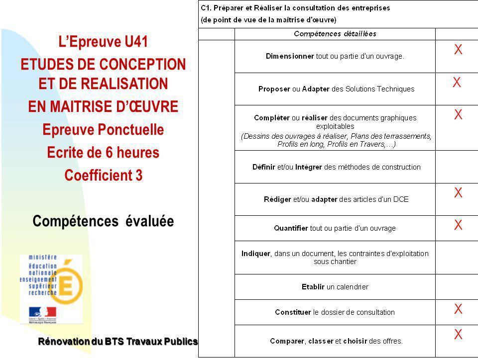 ETUDES DE CONCEPTION ET DE REALISATION EN MAITRISE D'ŒUVRE