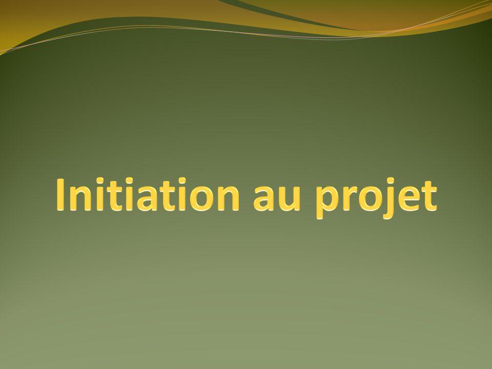 Initiation au projet