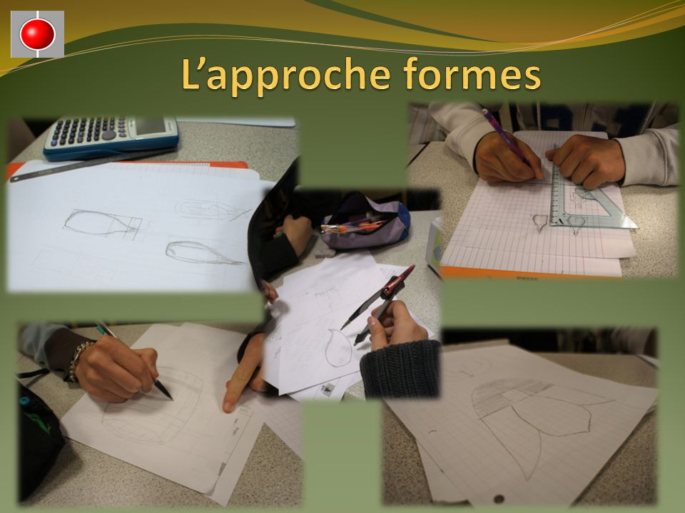 L'approche formes