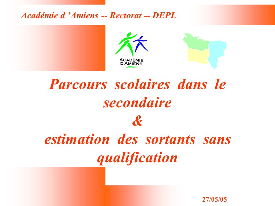 Académie d 'Amiens -- Rectorat -- DEPL