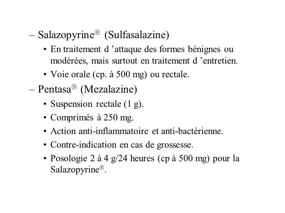 Salazopyrine (Sulfasalazine)
