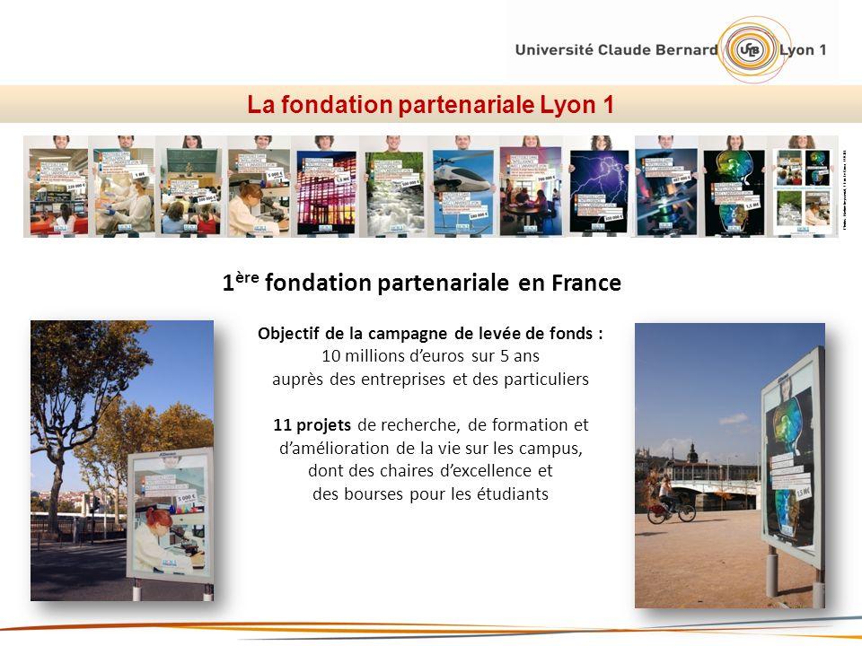 1ère fondation partenariale en France