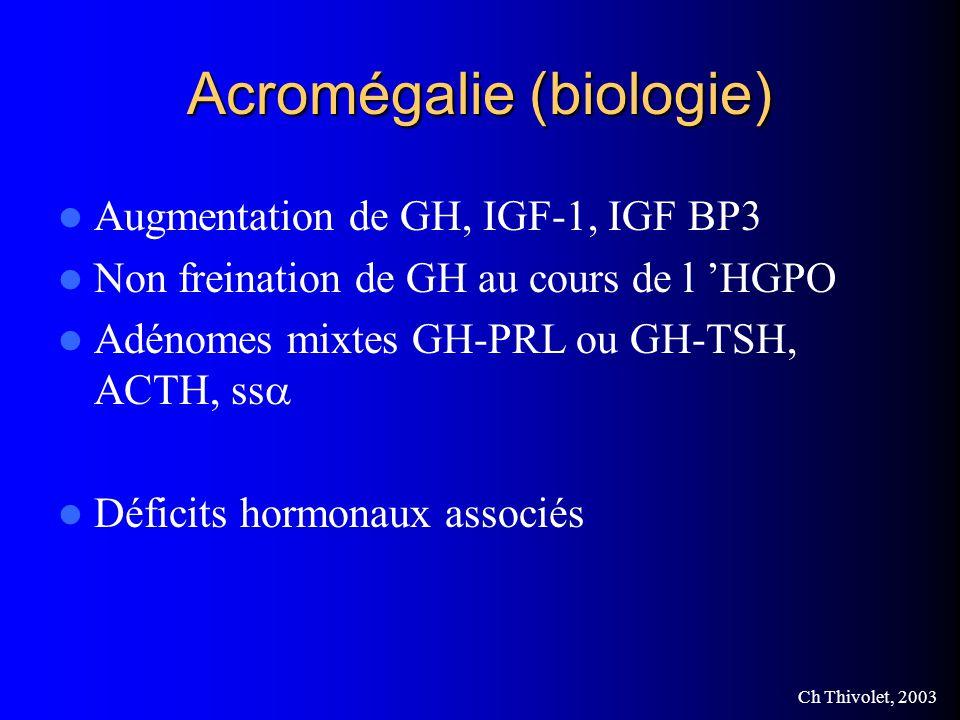 Acromégalie (biologie)