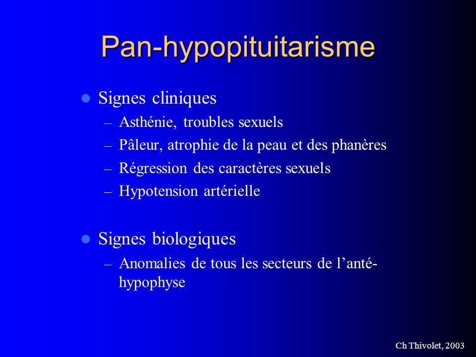 Pan-hypopituitarisme