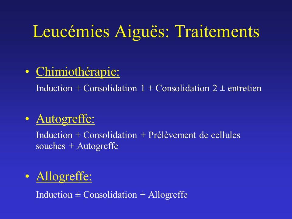 Leucémies Aiguës: Traitements