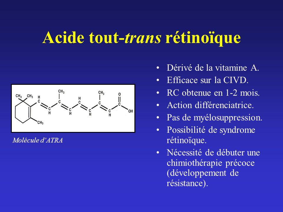 Acide tout-trans rétinoïque