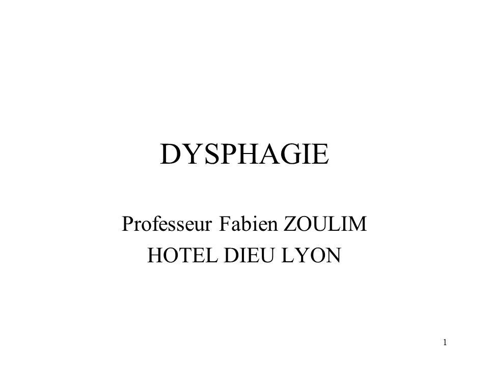 Professeur Fabien ZOULIM HOTEL DIEU LYON