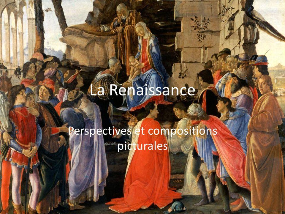 Perspectives et compositions picturales