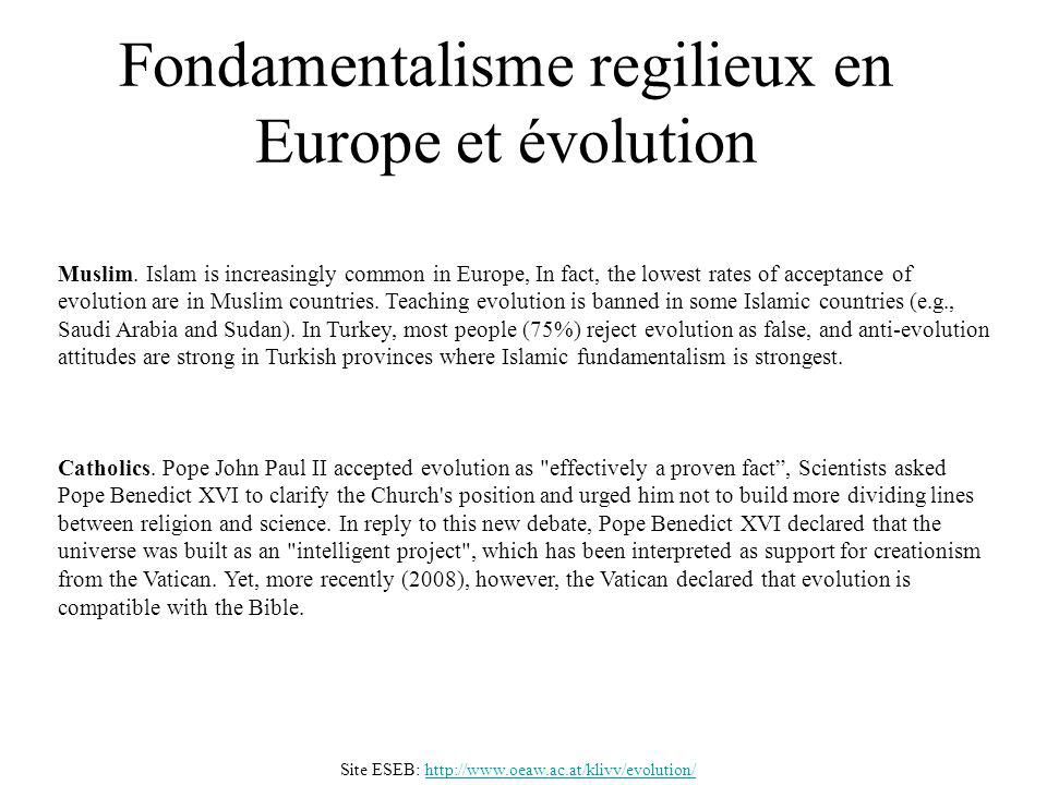 an argument of evolution As others haves said -- there are none the weight of evidence is simply overwhelming if you mean secular scientific arguments that the role of natural selection in evolution is not as central as sometimes claimed, which are frequently abused b.