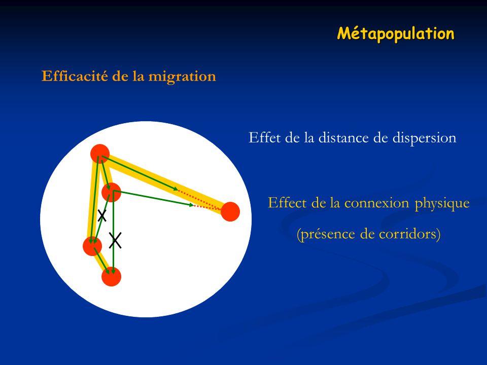 Efficacité de la migration