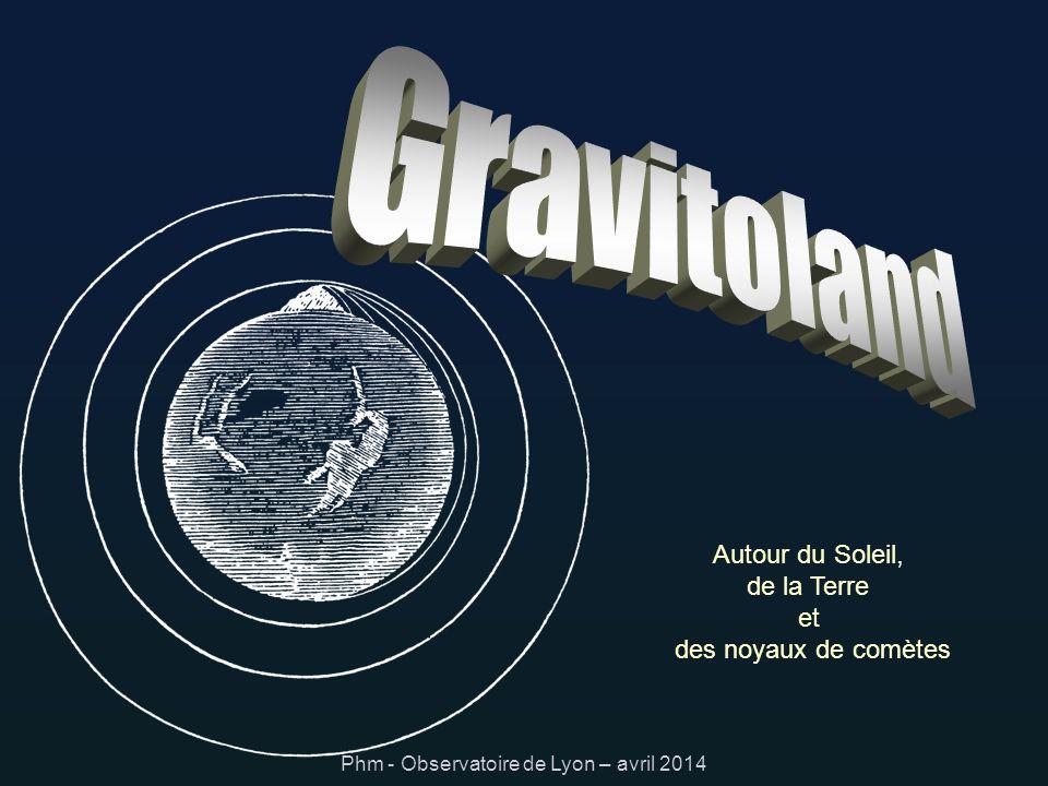 Phm - Observatoire de Lyon – avril 2014