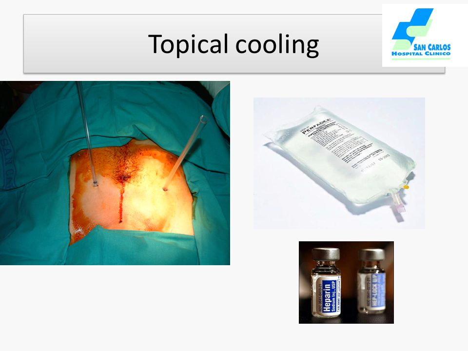 Topical cooling