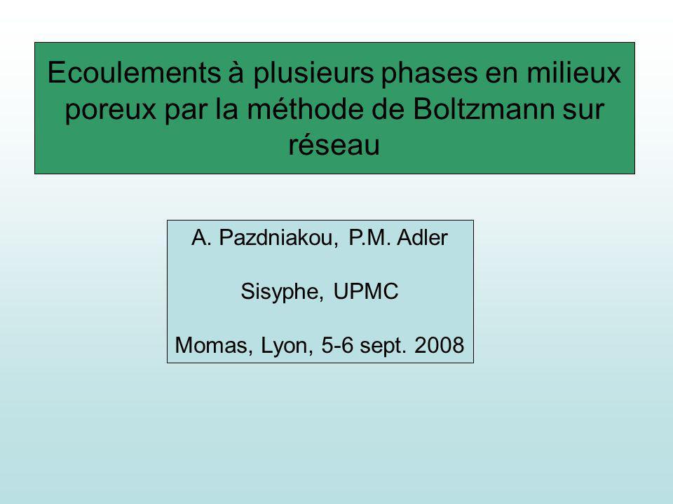 Sisyphe, UPMC Momas, Lyon, 5-6 sept. 2008