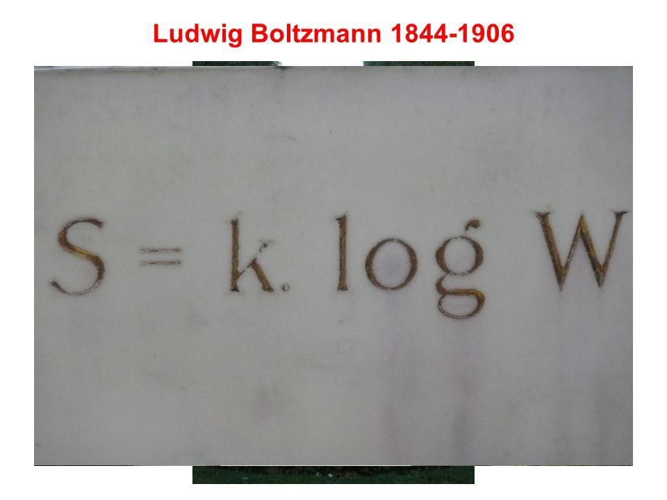 Ludwig Boltzmann 1844-1906