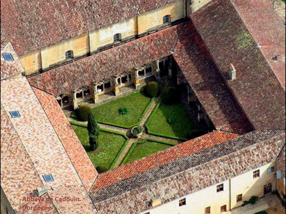Abbaye de Cadouin Dordogne