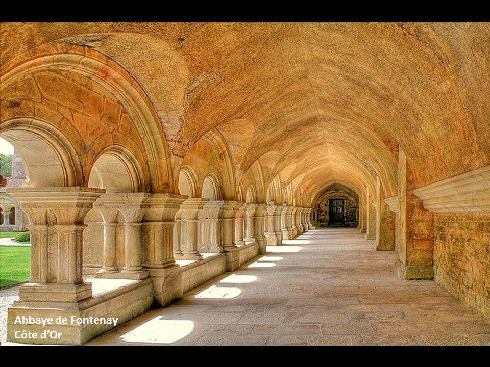 Abbaye de Fontenay Côte d'Or