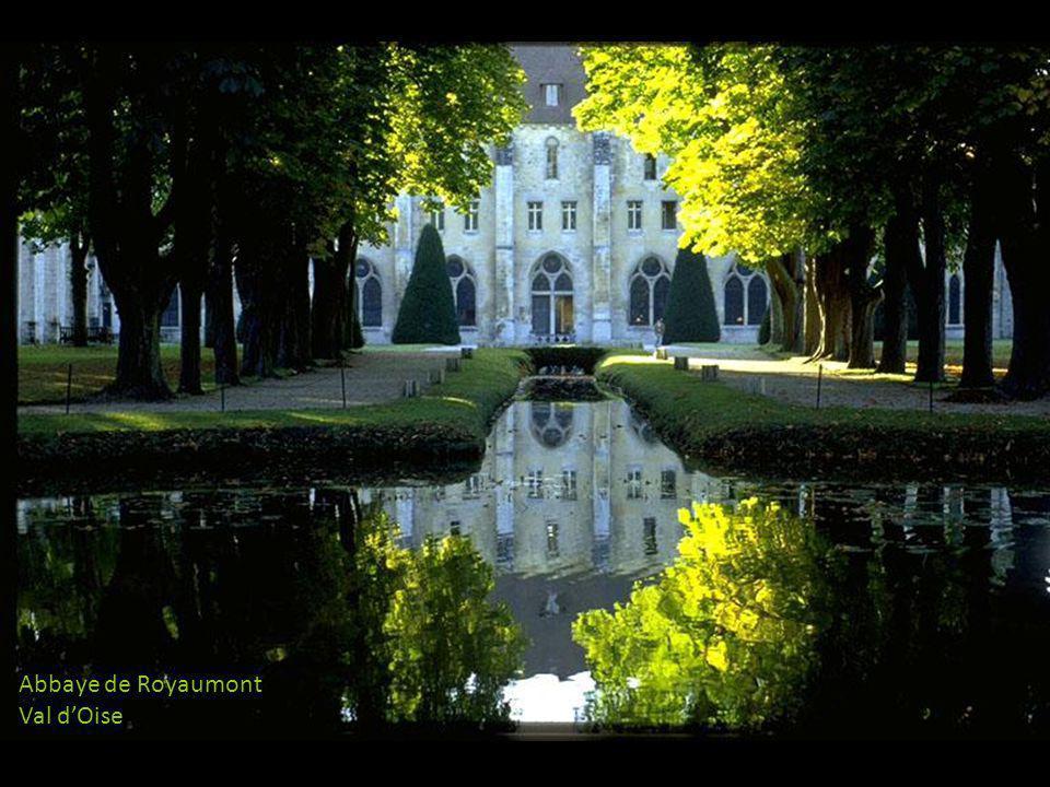 Abbaye de Royaumont Val d'Oise