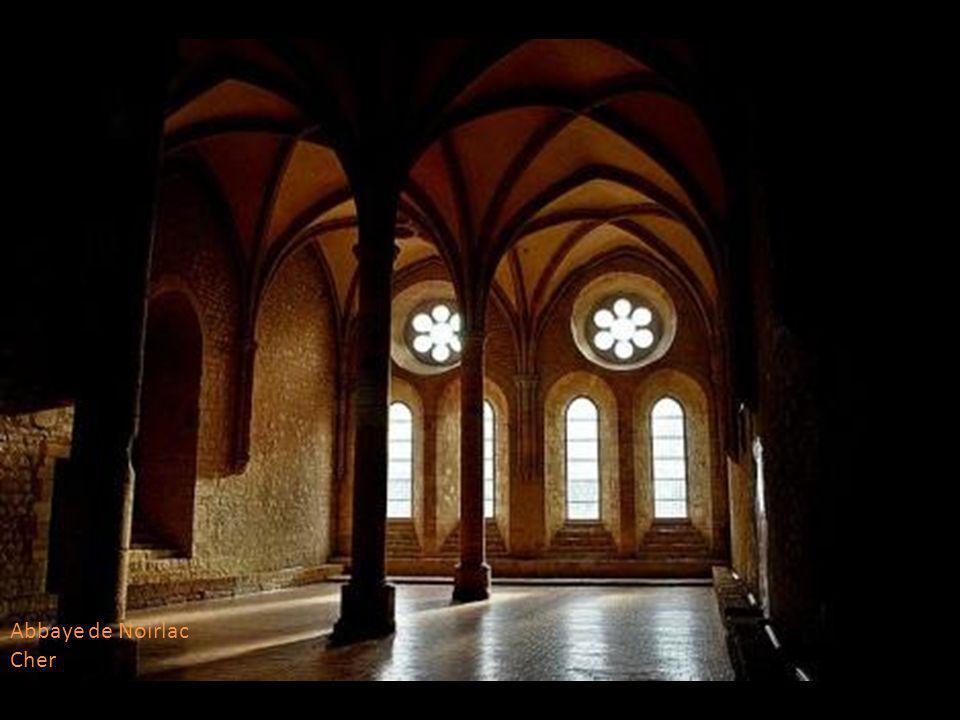 Abbaye de Noirlac Cher
