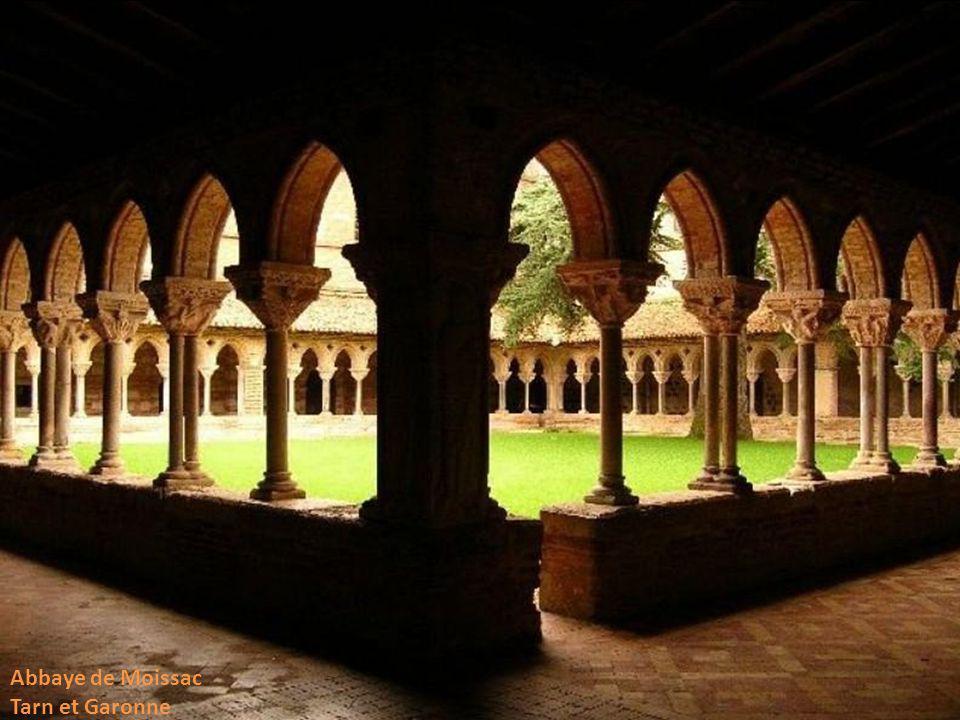 Abbaye de Moissac Tarn et Garonne