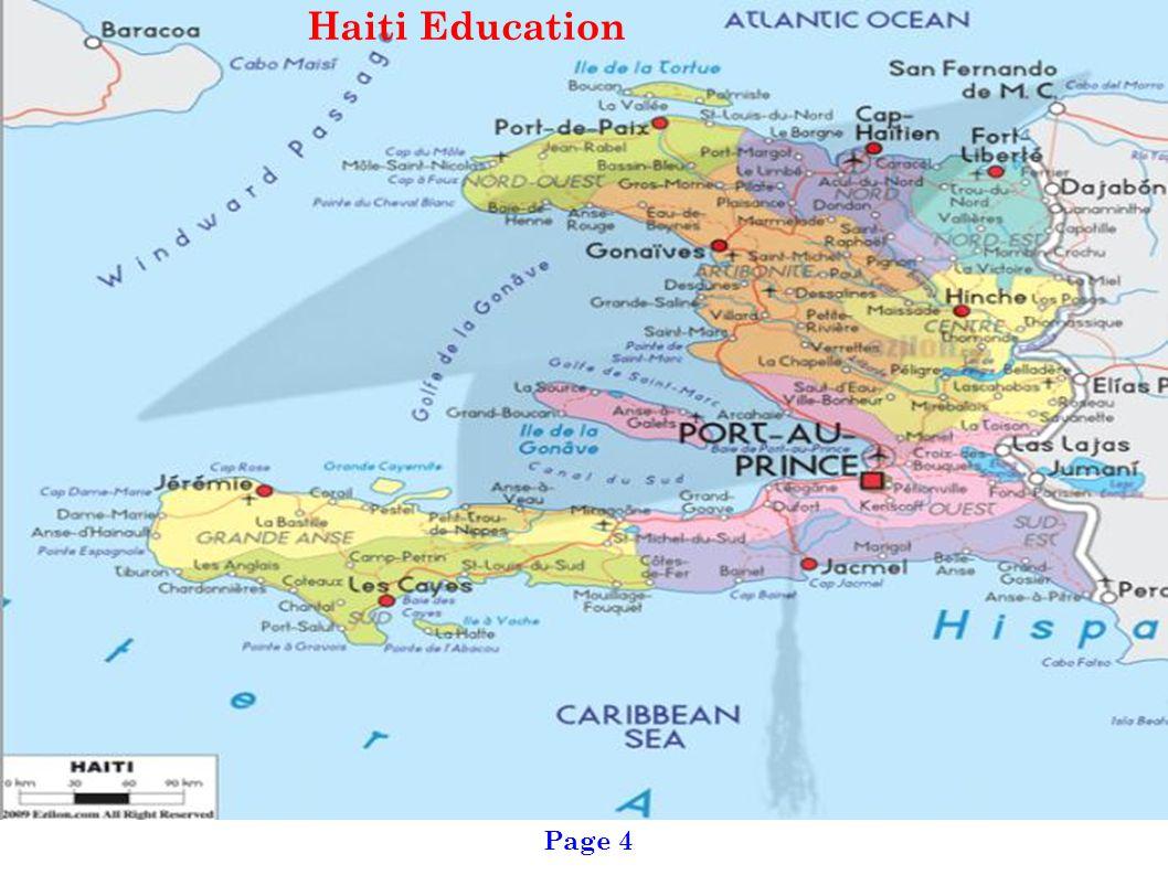 Haiti Education Page 4