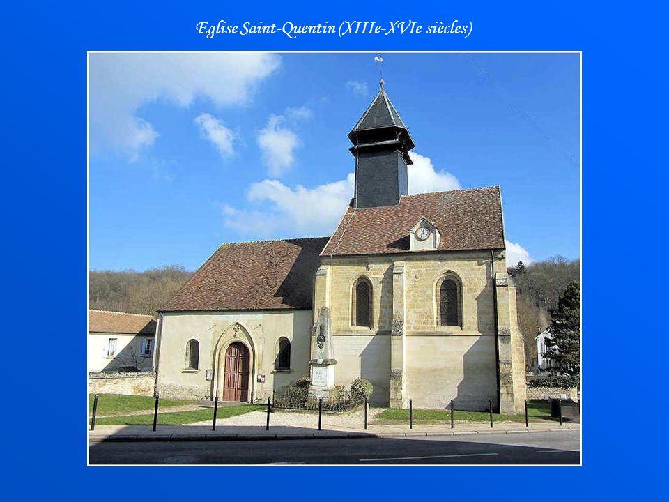 Eglise Saint-Quentin (XIIIe-XVIe siècles)