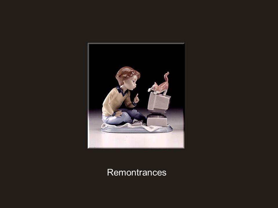 Remontrances