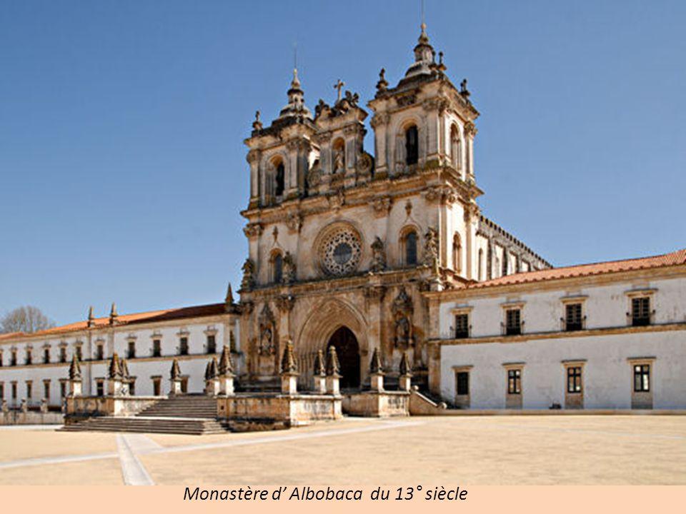 Monastère d' Albobaca du 13° siècle