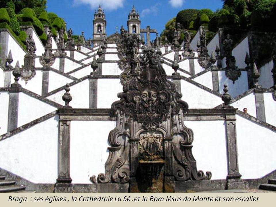 Braga : ses églises , la Cathédrale La Sé
