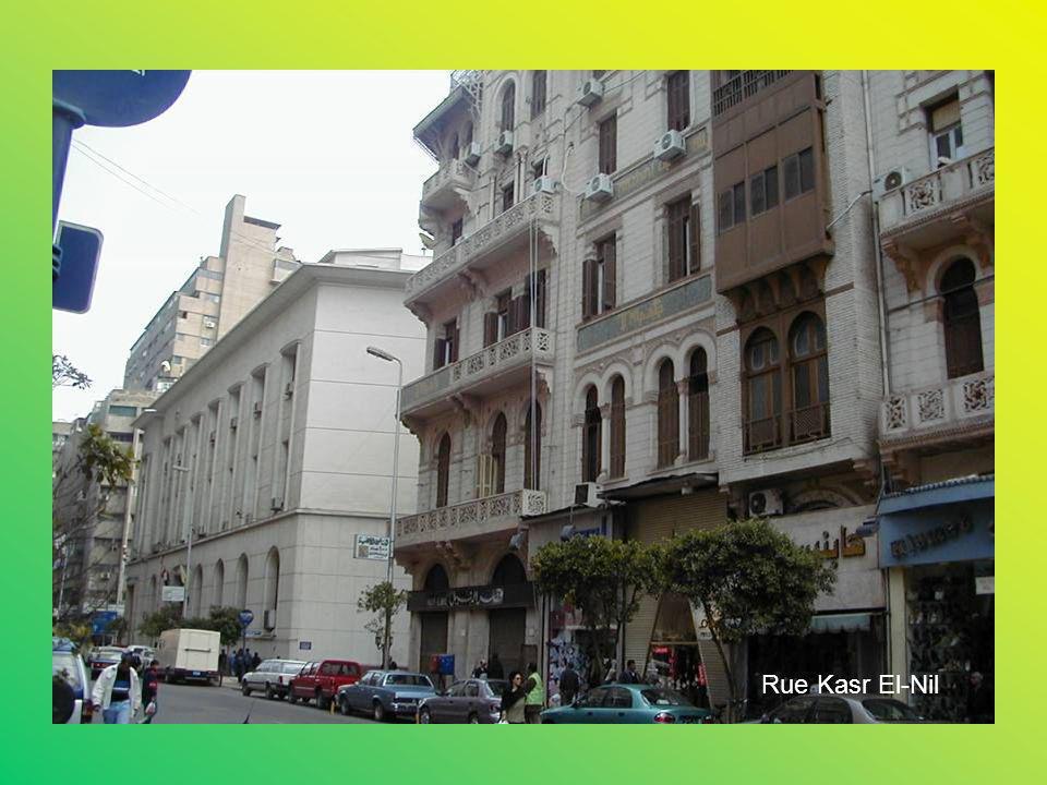 Rue Kasr El-Nil