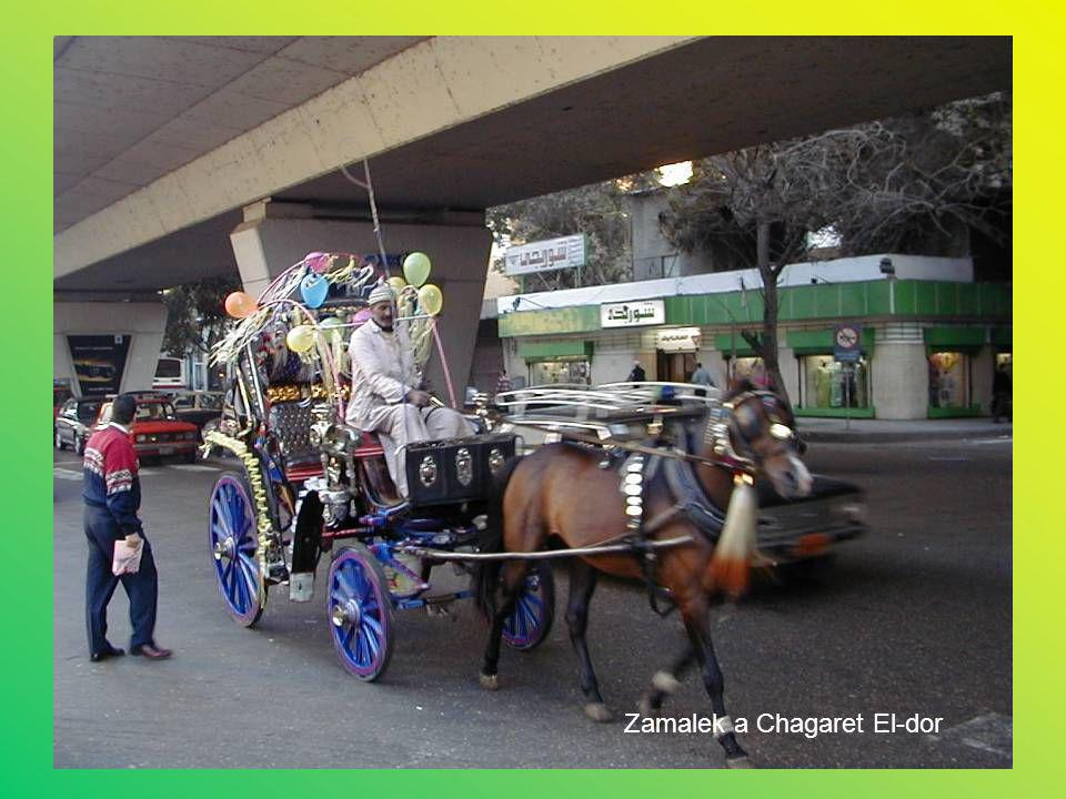 Zamalek a Chagaret El-dor