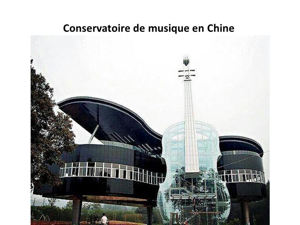 Conservatoire de musique en Chine