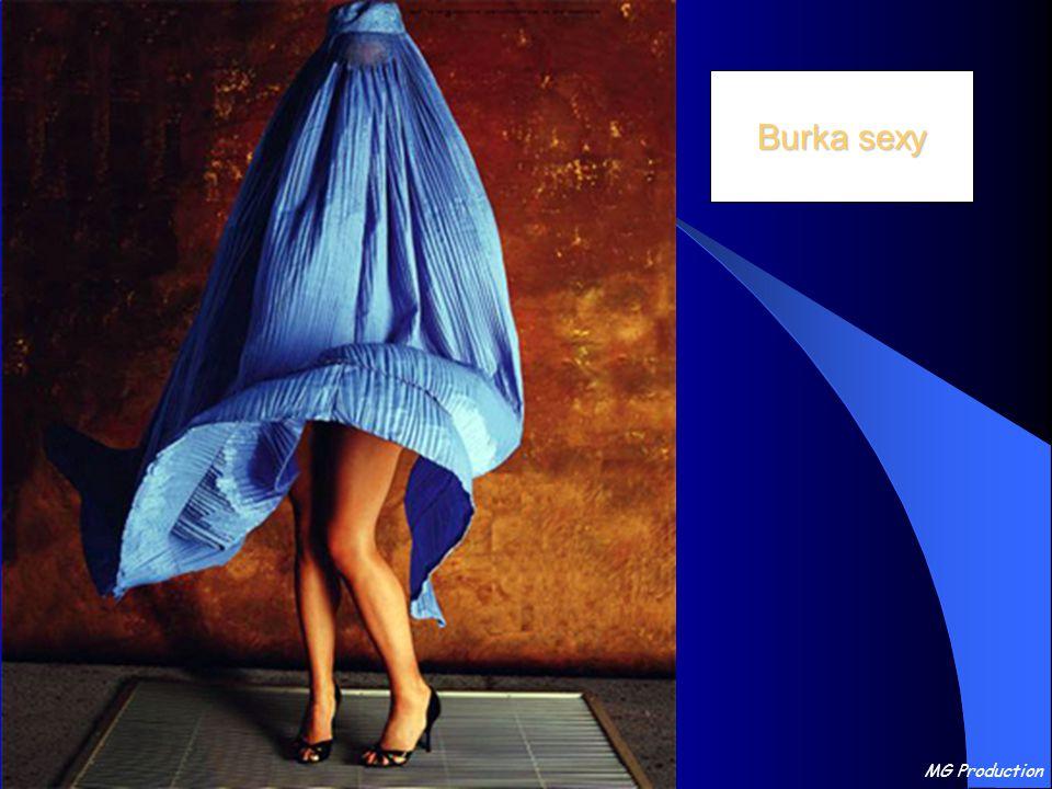 Burka sexy MG Production