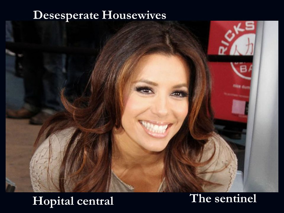 Desesperate Housewives