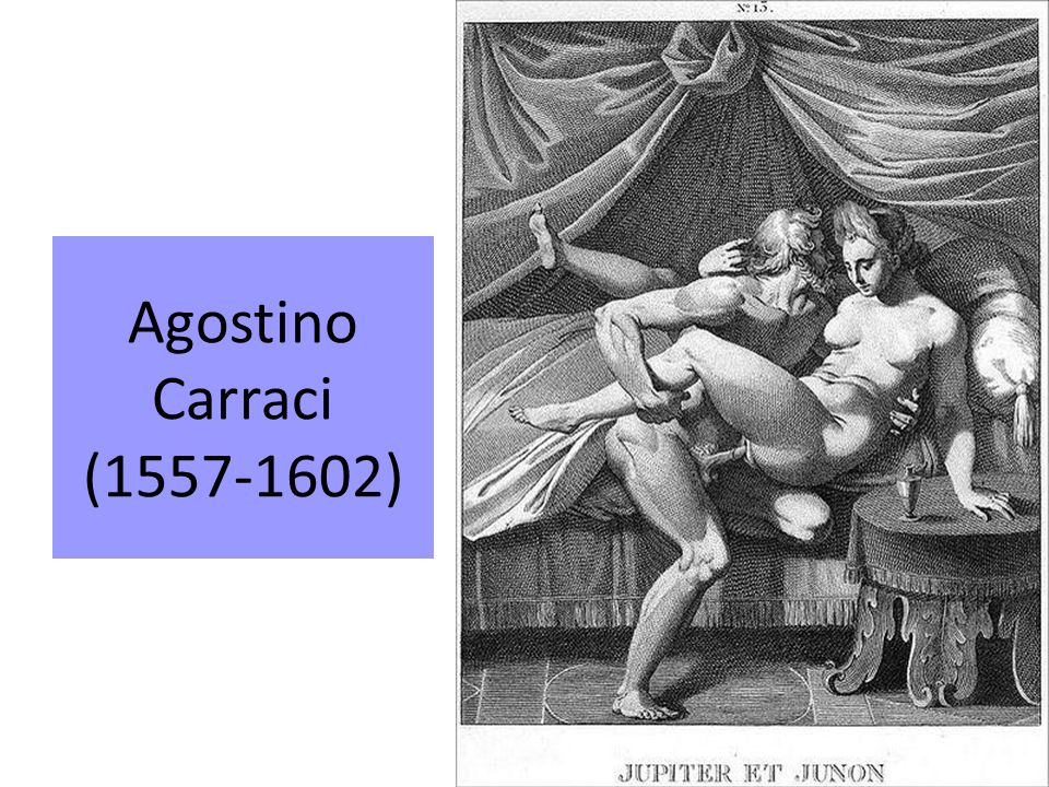 Agostino Carraci (1557-1602)