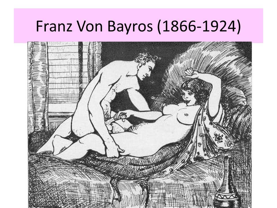 Franz Von Bayros (1866-1924)