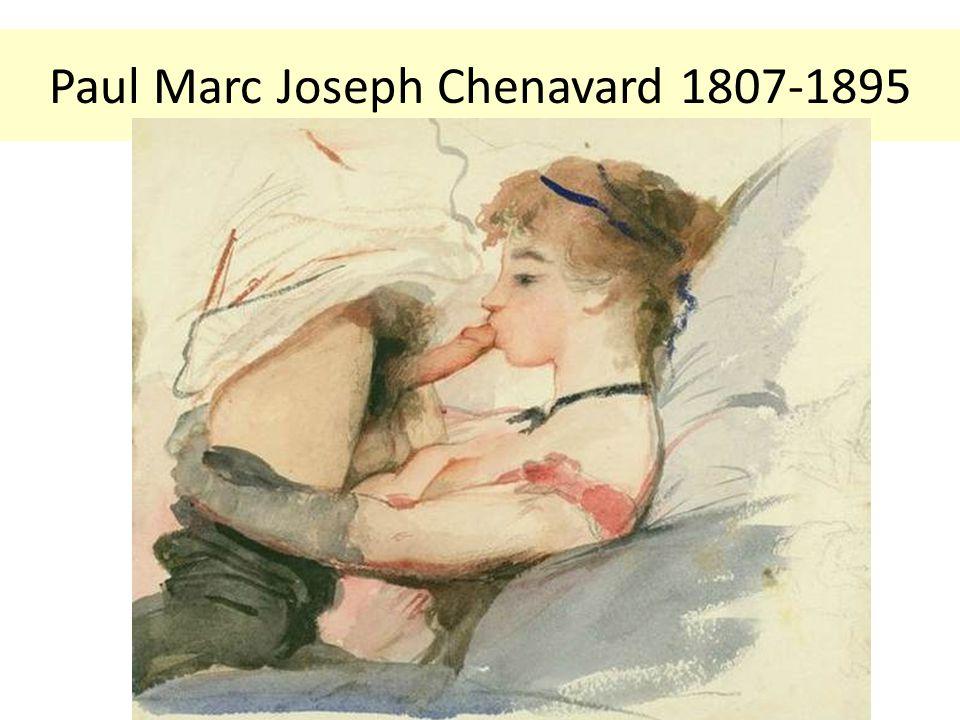 Paul Marc Joseph Chenavard 1807-1895