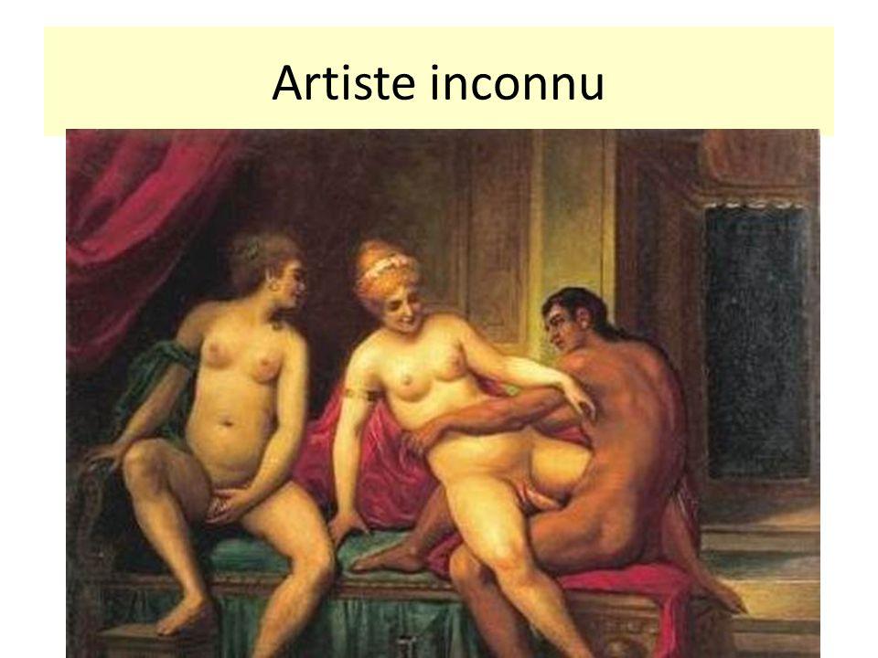 Artiste inconnu