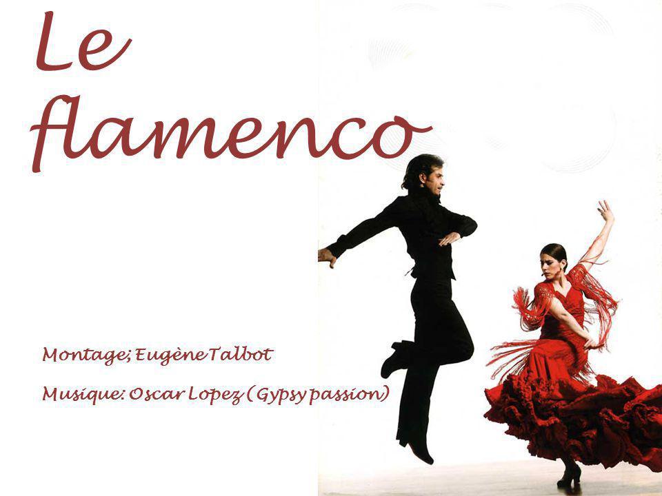 Le flamenco Montage; Eugène Talbot