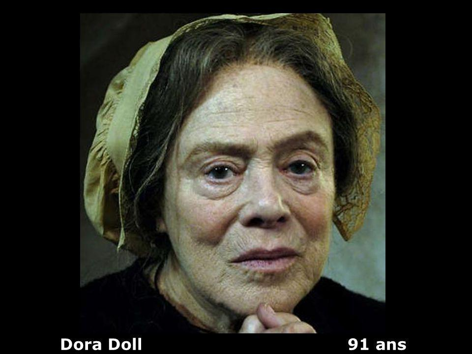 Dora Doll 91 ans